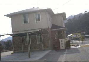 ナチュラルスタイル施工例 岩国市 エクステリア