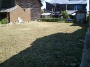 土地維持管理 草刈 |岩国市 外構 エクステリア 造園